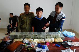 Phá đường dây ma túy khủng, tàng trữ vũ khí 'nóng' từ Lào về Việt Nam