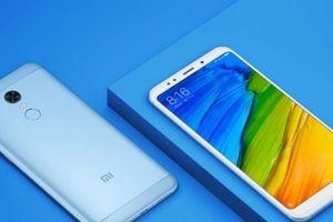 Xiaomi Redmi 5 Plus bản RAM 4 GB sắp lên kệ ở Việt Nam với giá rẻ bất ngờ