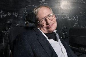 Giáo sư, nhà vật lý thiên tài Stephen Hawking qua đời ở tuổi 76