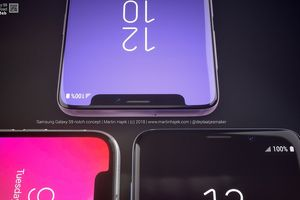 Galaxy S9 trông như thế nào nếu bỗng dưng mọc thêm 'tai thỏ'?