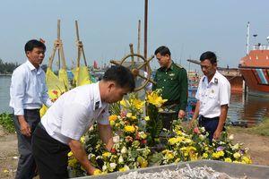 Tưởng niệm và tri ân liệt sĩ hy sinh ở Gạc Ma, Trường Sa