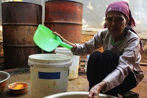 Đắk Lắk: Nước giếng sinh hoạt nóng lên bất thường