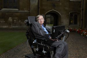 Stephen Hawking: 'Hãy nhớ ngước nhìn những vì sao'
