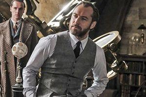 'Fantastic Beast 2' tung trailer hé lộ cuộc đời giáo sư Dumbledore