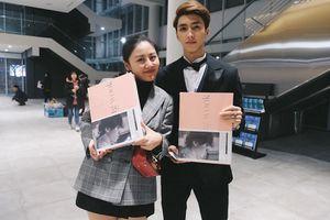 Văn Mai Hương và Bình An dự buổi gặp fan của sao phim 'Yêu tinh'