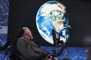 Thiên tài Stephen Hawking - một câu chuyện cổ tích