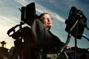 Hawking: Từ bệnh nhân xơ cứng teo cơ tới thiên tài vật lý