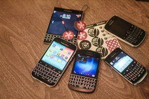 Bị cả thế giới quay lưng, BlackBerry vẫn được tội phạm ưa dùng