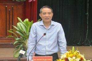 Đà Nẵng thúc tiến độ thực hiện dự án cảng Liên Chiểu