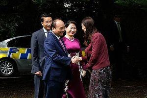 Thủ tướng Nguyễn Xuân Phúc rời New Zealand, lên đường thăm Australia