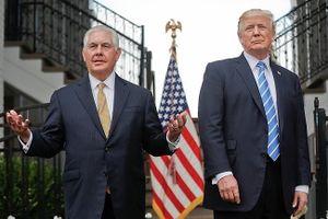 Biến động nhân sự lớn nhất trong nội các Trump: Nước Mỹ không bất ngờ