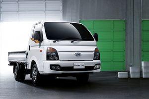Khám phá xe tải Hyundai New Porter 150 giá từ 410 triệu đồng