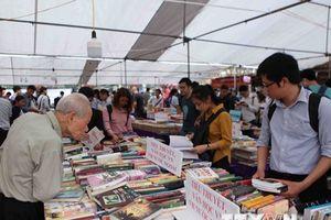 Các nhà xuất bản nổi tiếng góp mặt tại Hội sách TP. Hồ Chí Minh