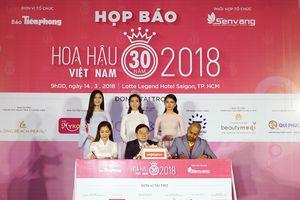 Vietjet là nhà vận chuyển hàng không của cuộc thi Hoa hậu Việt Nam 2018
