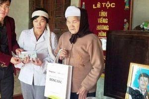Nhà hảo tâm chia sẻ với gia đình có tình cảnh bi đát ở Phú Thọ