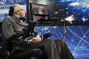 Vĩnh biệt thiên tài vật lý Stephen Hawking