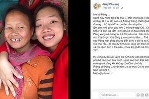 Mẹ ruột của em bé 'người rừng' Vàng Thị Pàng đột ngột qua đời