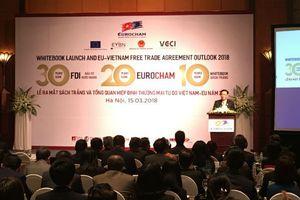 Phó Thủ tướng Vương Đình Huệ: 'Kỳ vọng EVFTA sẽ ký kết trong năm nay'