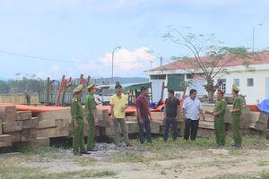 Điều tra 7 đối tượng trong vụ mua gỗ lậu đưa về làm nhà ở Đắk Lắk