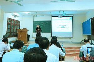 Dự kiến đến năm 2020 Nghệ An có 80% cán bộ, công chức cấp xã có trình độ trung cấp LLCT