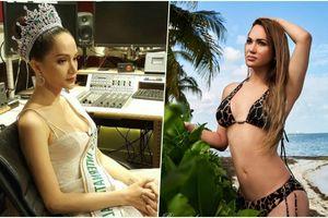 Hoa hậu Hương Giang nói gì khi được hỏi về thái độ không phục kết quả của người đẹp Mexico