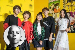Hoàng Touliver, Microwave lần đầu cùng sản xuất 1 album dành cho thiếu nhi
