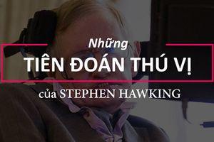 Stephen Hawking từng dự đoán: Loài người sẽ hết thời trước trí tuệ nhân tạo