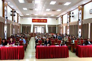 Hội thảo 'Phát triển Hoa cây cảnh và làng nghề huyện Quốc Oai trong xây dựng Nông thôn mới'
