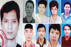 Vụ ông Nguyễn Thanh Hóa: Truy nã 9 người