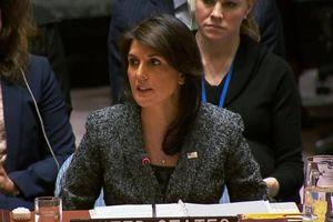 Đại sứ Mỹ: Nga có thể dùng vũ khí hóa học ở New York