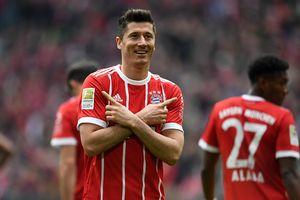 Hủy diệt Besiktas 8-1, Bayern hiên ngang vào tứ kết Champions League