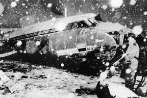 60 năm ngày câu lạc bộ Manchester United gặp đại họa