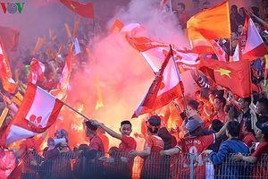 Thể thao 24h: VFF chính thức phạt CLB Hải Phòng vì CĐV đốt pháo sáng