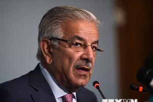 Ngoại trưởng Pakistan bác bỏ hy vọng về hòa đàm với Ấn Độ