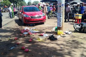 Khởi tố vợ cán bộ công an gây tai nạn khiến 3 người thương vong