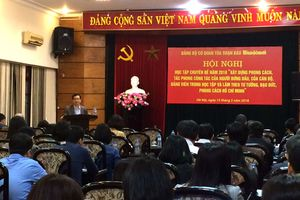 Nghiên cứu chuyên đề Học tập và làm theo tư tưởng, đạo đức, phong cách Hồ Chí Minh