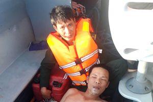 Đồn Biên phòng Tam Quan Nam cứu người bị đuối nước