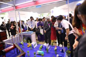 Tổ chức triển lãm quốc tế về Công nghệ môi trường và Năng lượng