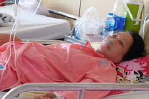 Cứu sống bệnh nhân 4 lần ngưng thở khi nội soi gắp hạt mãng cầu trong phổi