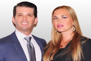 Vợ chồng con trai cả Tổng thống Trump ly hôn sau 12 năm mặn nồng
