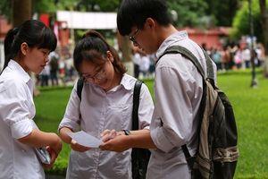 Đội tuyển U23 Việt Nam được đưa vào đề thi thử THPT quốc gia môn tiếng Anh