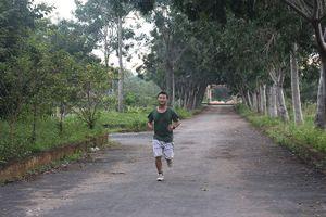 Marathon đầu đời của chàng kiểm lâm Vườn Quốc gia Yok Đôn