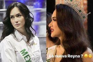 Hương Giang trả lời truyền thông Thái về người đẹp Mexico không phục