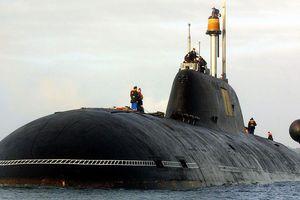 Tàu ngầm hạt nhân Nga âm thầm tiến sát bờ biển Mỹ