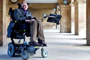 Huyền thoại Hawking làm thay đổi quan niệm về người khuyết tật?