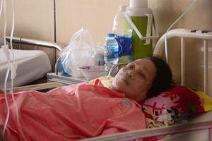 Sặc hạt mãng cầu, nữ bệnh nhân trải qua 3 bệnh mới hết nguy kịch