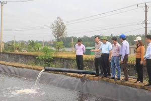 Quảng Trị: Kiểm tra công tác bảo vệ môi trường Dự án Cụm liên hợp Dệt - Nhuộm - May Hải Lăng
