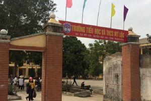 Thanh Hóa: Một học sinh tiểu học tử vong bất thường