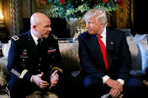 Tổng thống Trump lại muốn thay cả cố vấn an ninh?