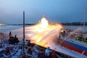 Những điều chưa kể vụ chữa cháy, nổ tàu chở xăng ở Hải Phòng